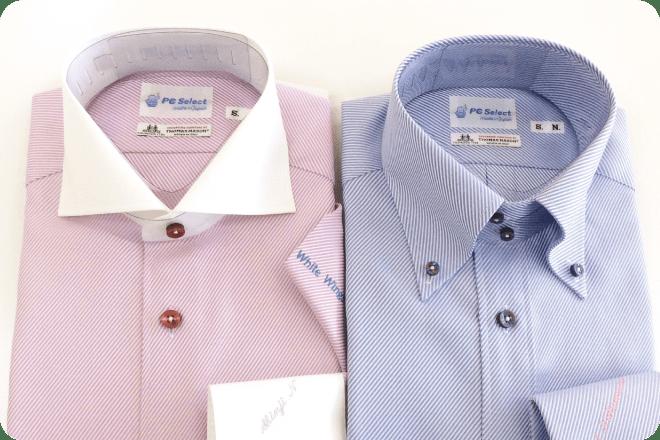 image: オーダースーツ&シャツのオリジナルブランド